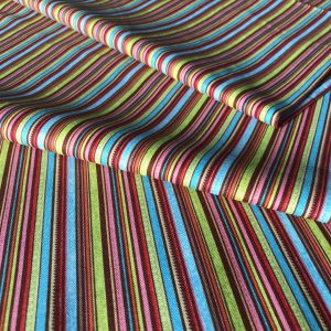 Carnival Striped Runner Set