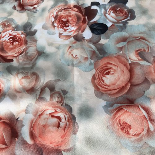 Vintage Rose Tablecloth
